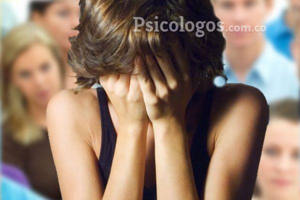 Fobia a la sociedad o Trastorno de Ansiedad Social