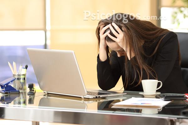El Síndrome de desgaste profesional, un mal que afecta a nuestra sociedad actual