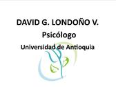 Ps. David G. Londoño V.
